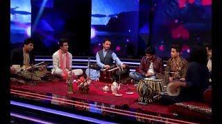 چهار بیتی - گروهی - کنسرت دیره / Mahali - Group Performance - Dera Concert
