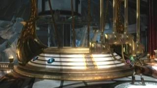 [PS3] God of War 3 - Walkthrough - Titan Mode -La Cancion de las Musas- Part 24-HD