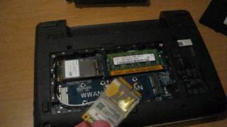 How-to: Internal 3G to Dell Mini 9. The easy way