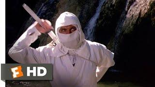 Enter the Ninja (1981) - The White Shinobi Scene (1/13) | Movieclips