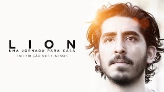 "LION - Trailer Oficial (feat. ""Niver Give Up"" SIA) Studio"