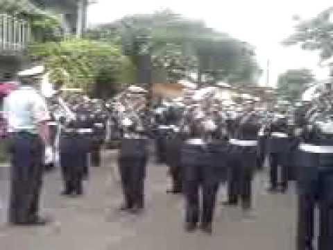 Instituto Nacional de Usulutan INU S BAND La cumbia es una hembra