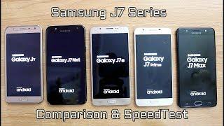 Samsung J7 All Models Comparioson I J7 Vs J7 Nxt Vs J7 2016 Vs J7 Prime Vs J7 Max I Hindi