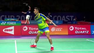 LEE CHONG WEI teach you how to be  COOL  during a match