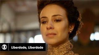 Liberdade, Liberdade: capítulo 61 da novela, segunda, 25 de julho, na Globo