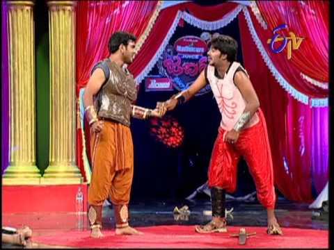 Jabardasth - Sudigaali Sudheer  - Performance - 29th August 2013