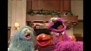 Previews from Sesame Street Do the Alphabet 1999 DVD (Slow)