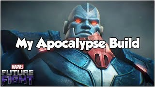 My Apocalypse Build (Review!) - Marvel Future Fight