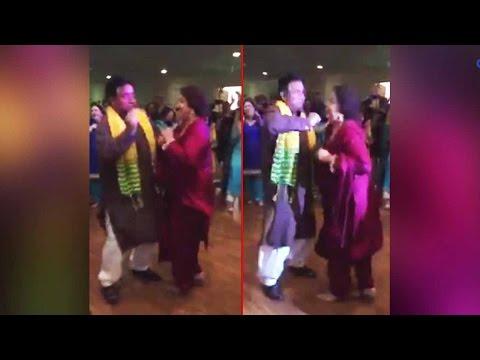 Xxx Mp4 Pervez Musharraf Dances On Bollwood Song With Wife Watch Here Oneindia News 3gp Sex
