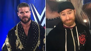Sami Zayn and Bobby Roode clearly have different mindsets heading into Mixed Match Challenge