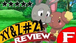 Review - Pokémon XY&Z #21 (A Noiva de Clemont?! A Crise de S'il-Vous-Plait de Bonnie!!)