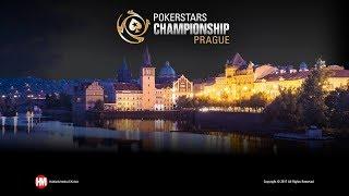Главное Событие PokerStars Championship в Праге, финальный стол (с показом закрытых карт) (RU)