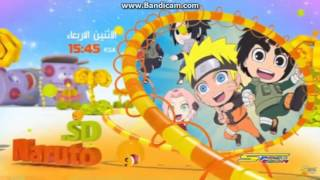 [Spacetoon TV M.E.] Promo On Air Look (2015) Part 1