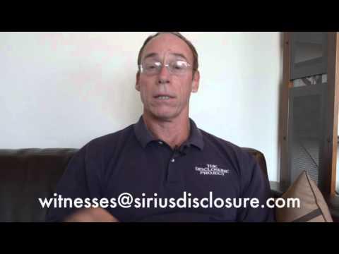 Dr. Steven Greer -