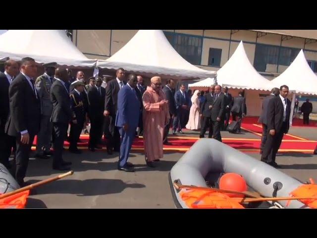 Le ministère de la Pêche salue le don de zodiacs par le Maroc