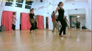 Coreografía Danza Africana - Cucu