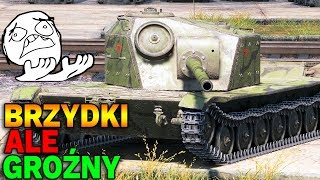 BRZYDKI, ale GROŹNY - LTG - World of Tanks