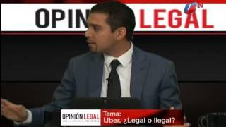 UBER: ¿Legal o ilegal? 1/2