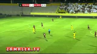 مهارة رائعه من شيكابالا مع الوصل امام الوحدة فى اولي مباريات الدوري الاماراتي