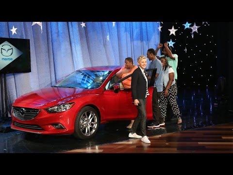 Ellen Can t Tell a Lie You re Getting a Car