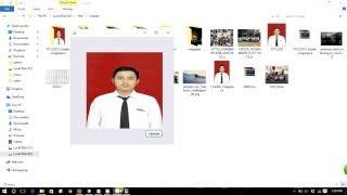 Program Upload dan Resize gambar di java netbeans
