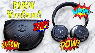 Paww Wavesound 3 Review/Sound Test/Unboxing