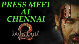 Complete Baahubali 2 Press Meet At Chennai | Prabhas | Rana Daggubati | Anushka Shetty | Tamannaah