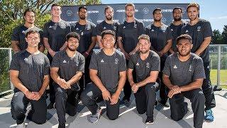 Men's Commonwealth Games Sevens team named