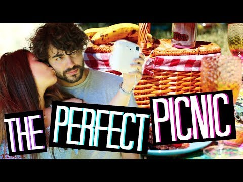 THE PERFECT PICNIC | PICNIC PERFETTO IN 5 STEP! | Adriana Spink