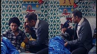 حجة مرزوق عشان ميروحش المدرسة ان المدرسة بتتبيض 😂.. يا ترى ايه حجة ابنك او بنتك ؟ #أبو_العروسة