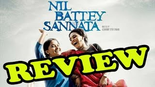 Nil Battey Sannata Hindi Movie (2016) - Public REVIEW !!!
