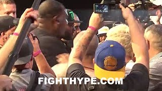 (SH*T JUST GOT REAL) MAYWEATHER