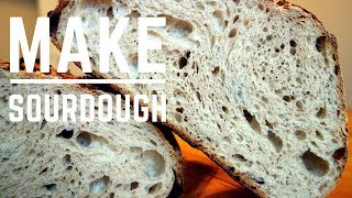 How to Make Foolproof Sourdough with a KitchenAid