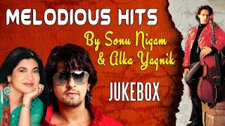 images Melodious Hits By Sonu Nigam Alka Yagnik Audio Jukebox Bollywood Best Romantic Songs