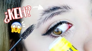 Instagram Feather Brow Trend | Cecie