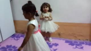 رقص اطفال يخبلن  زنوبه وطيوبه