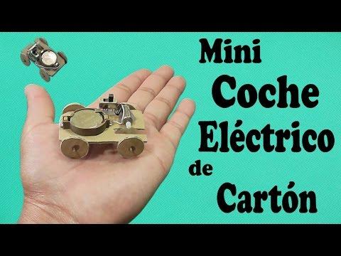Cómo Hacer un Mini Coche Super Veloz muy fácil de hacer