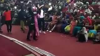 Ado Gwanja ya Cashe ya Warwasa a Niger