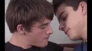 Hot Gay Kiss