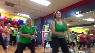 Health & Strength Gym Customer Apppreciation Luau June 2014
