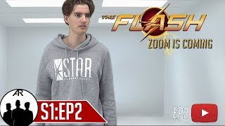The Flash: Episode 2 - Zoom is Coming  (Fan Series)