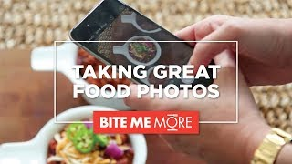 How to Take Great Food Photos