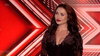The X Factor UK 2016 Week 2 Auditions Irina Dedyuk Full Clip S13E04