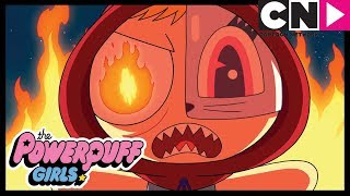 Powerpuff Girls | Happy Halloween 👻  Bubbles Goes To The Dark Side | Cartoon Network