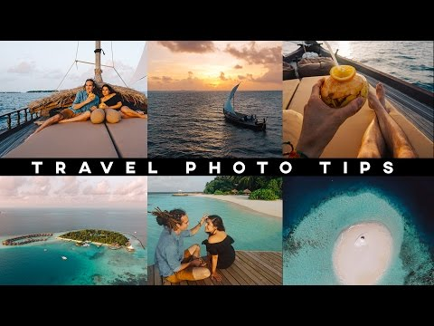 HOW TO TAKE INCREDIBLE TRAVEL PHOTOS!!!