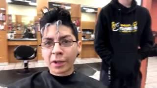 I BLEACHED MY HAIR...AGAIN
