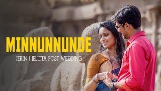 Minnunnunde mullapole song post wedding from the movie tharangam