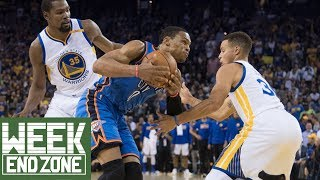"""Warriors Say Russell Westbrook is NOT a Threat: """"He"""