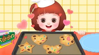 Cookie Song and baby doll toys play   Doli song for kids