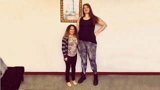 6ft 9in Tall Woman's Confidence Hits New Heights